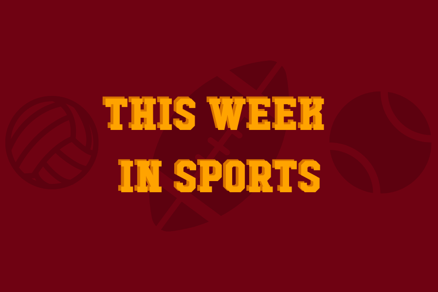 This Week In Sports: Aug. 23-28
