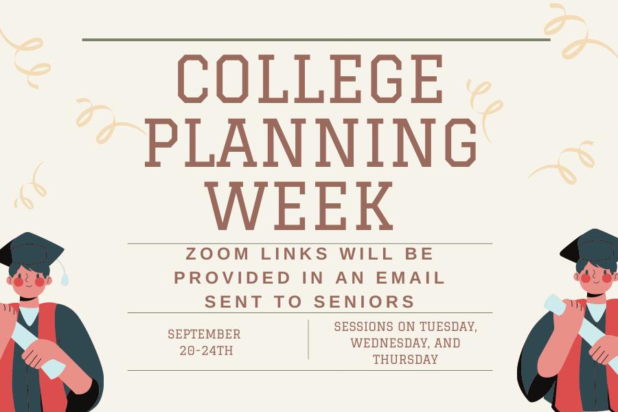 College Planning Week