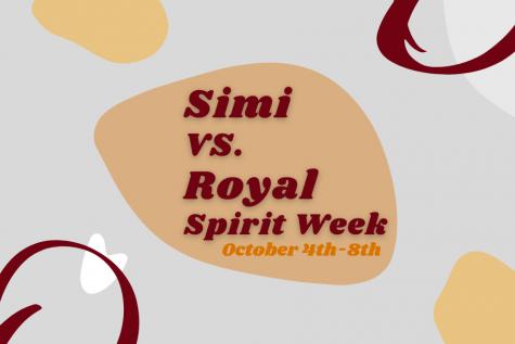 Fall Spirit Week Oct. 4-8