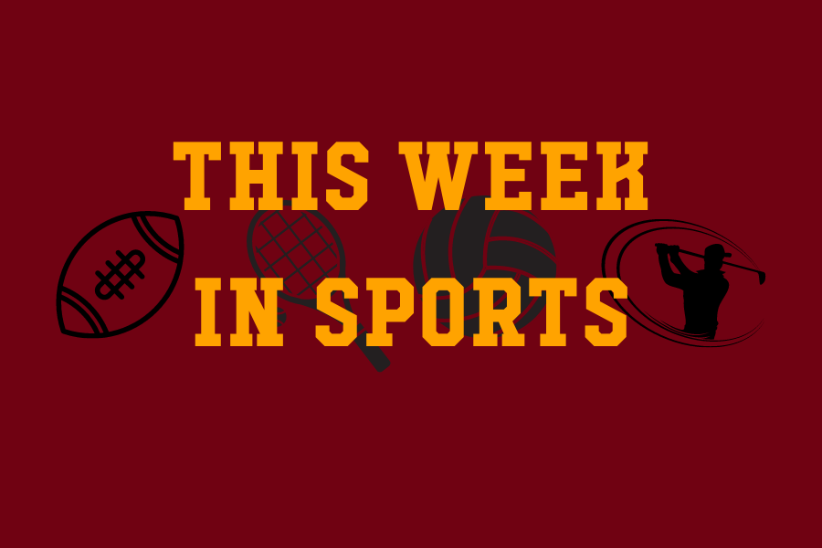 This Week in Sports: Sept. 13-18