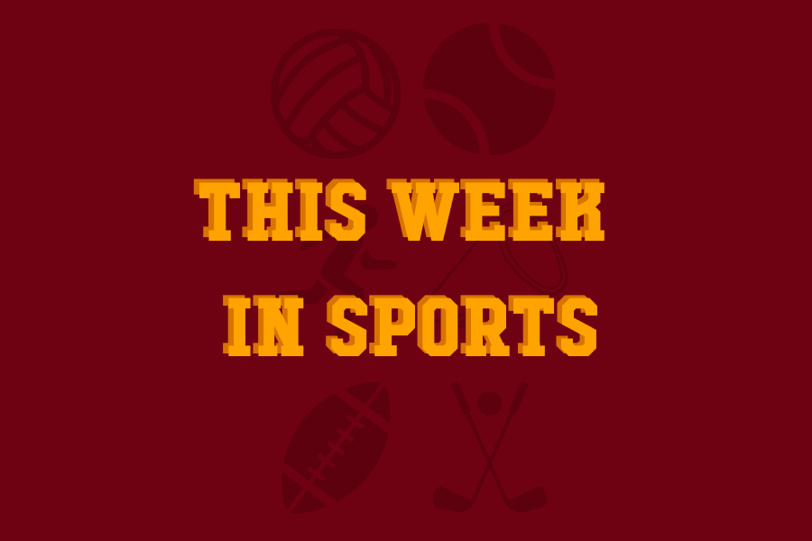 This Week In Sports: Sept. 18-24