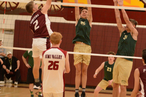 Boys Volleyball Tryouts