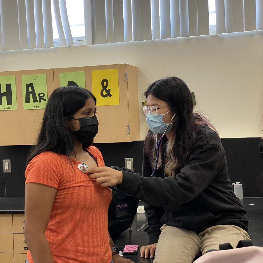 Patient Care Pathway Prepares Students for Medical Careers