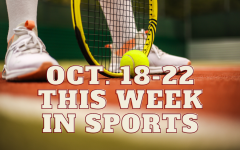 This Week in Sports Oct. 11-15