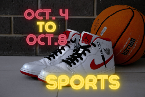 This Week In Sports Oct. 4-8